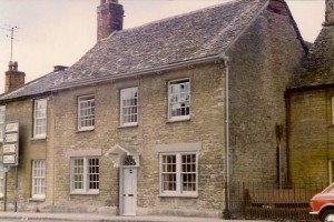 Rosemary House. Bampton