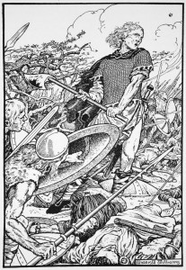 Alfred_the_Great_at_the_Battle_of_Ashdown_by_Morris_Meredith_Williams