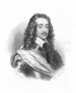 Richard Lovelace, Cavalier poet and soldier