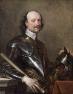 NPG 486; Sir Kenelm Digby by Sir Anthony Van Dyck